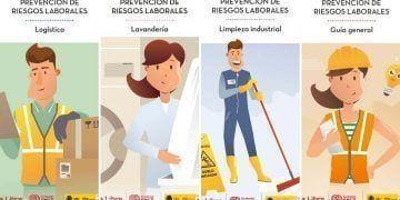 Guías de prevención de riesgos laborales en lectura fácil | Foto de Fundación ONCE