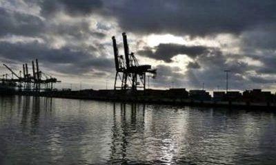 Muelle marítimo