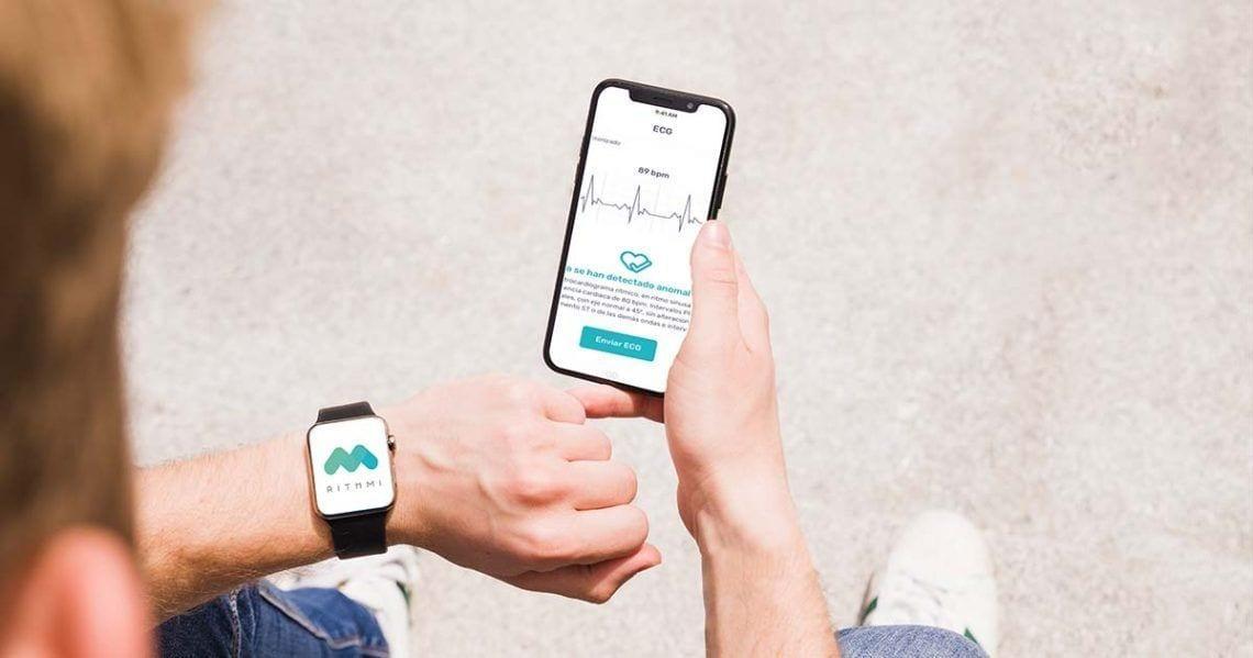 Rithmi, la pulsera inteligente que puede prevenir el ictus | Foto de Rithmi.com