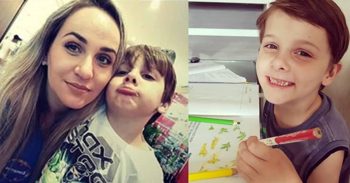 Un niño con autismo aprende nueve idiomas