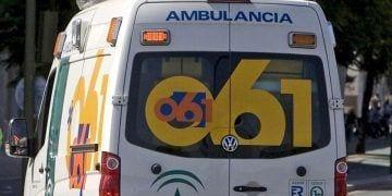 061 ambulancia