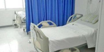 Camas en el hospital - accesibilidad