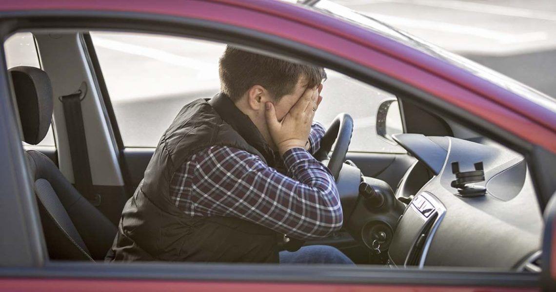 Enfermedades con las que no puedes conducir