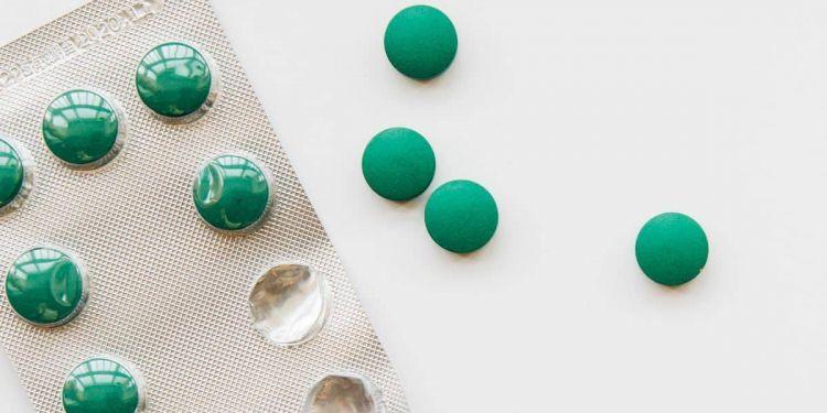 Blister de pastillas