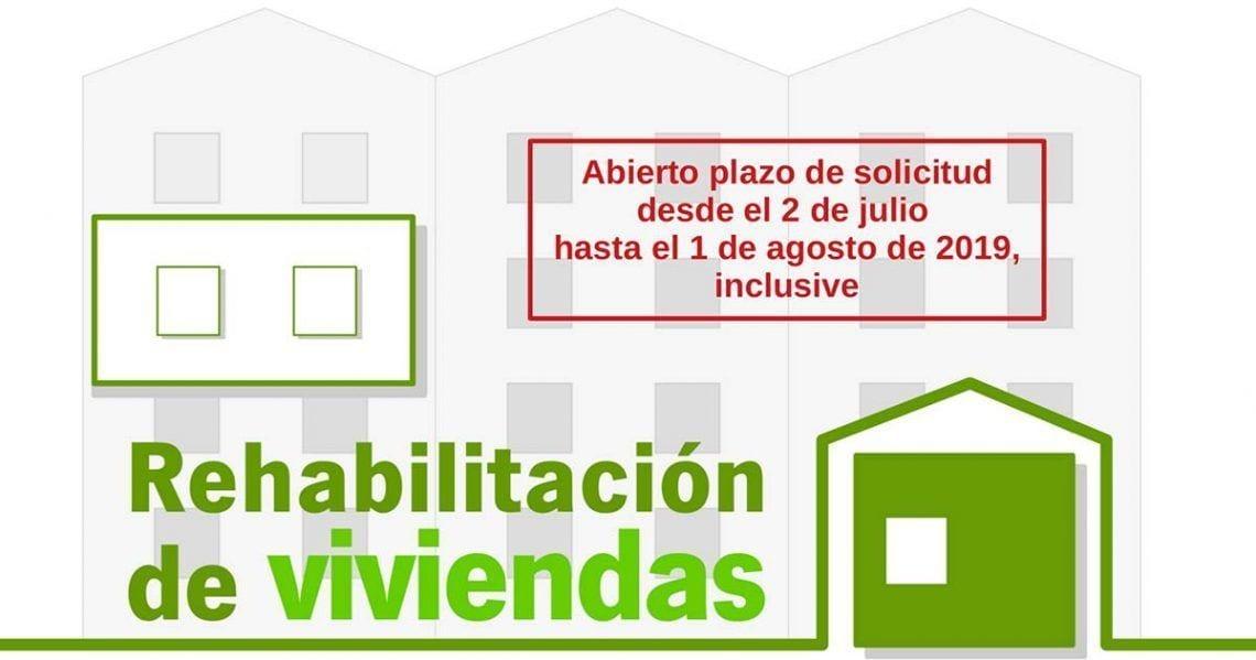 Abierto el plazo para solicitar las ayudas para la Rehabilitación y Accesibilidad de edificios y viviendas