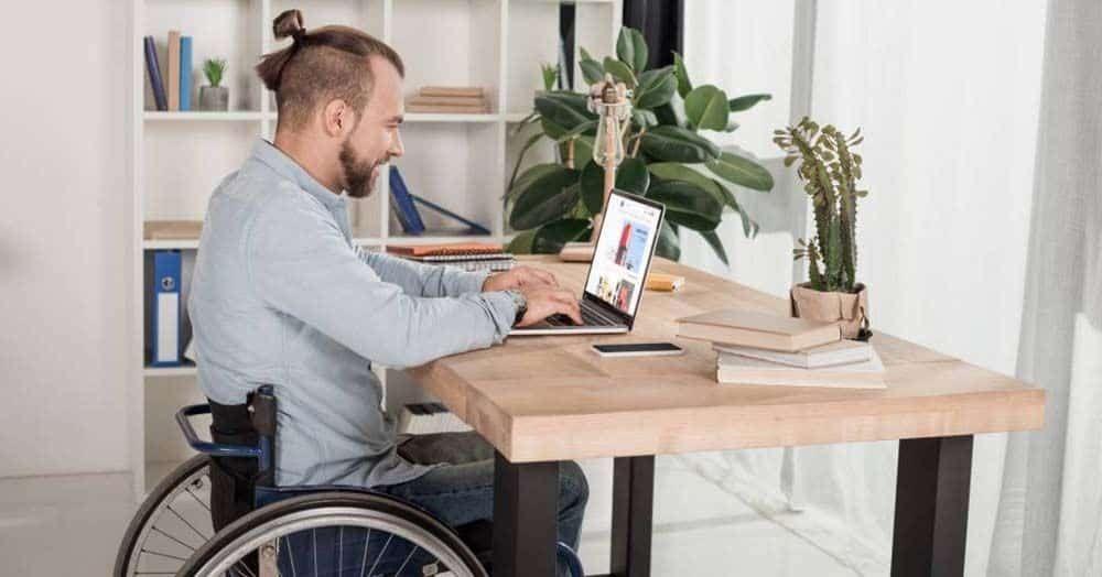 trabajador con discapidad autónomo
