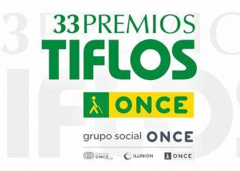 Cartel 33 premios tiflos