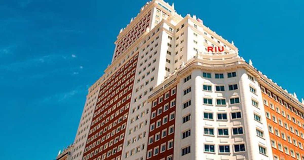 RIU PLAZA ESPAÑA MADRID