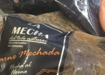 Paquete de carne La Mechá