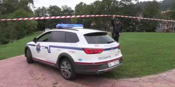 Coche agente seguridad Bilbao