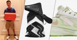 Mattew y ejemplos de las adaptaciones de las zapatillas