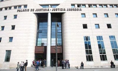 Palacio de la Justicia de Navarra