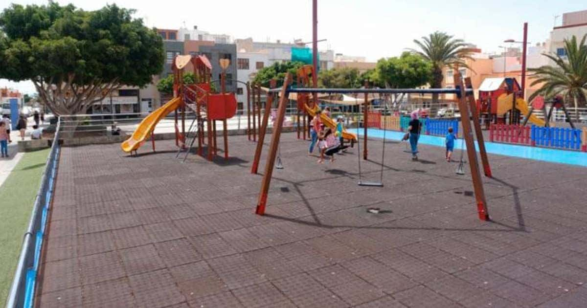 Parque Infantil de las Américas