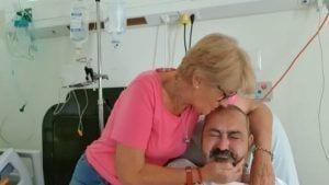 El matrimonio español pide desesperado ayuda para su situación