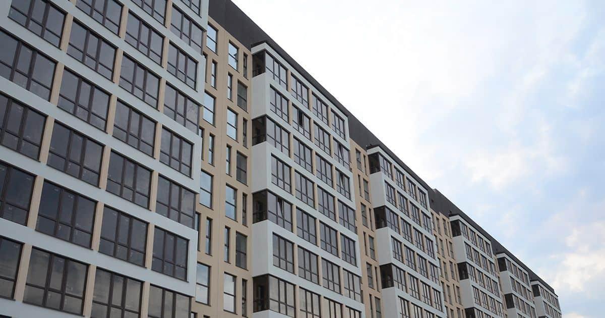 edificio de vivienda