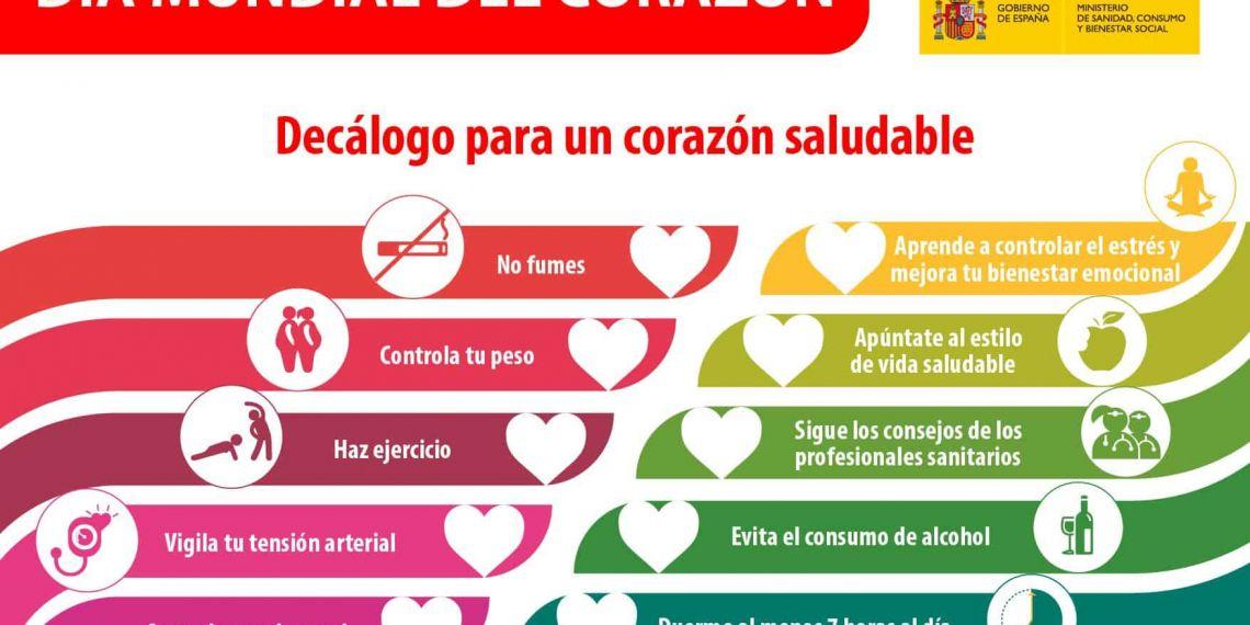 Cartel Dia Mundial del Corazón