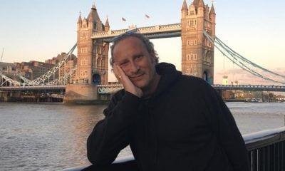 Josema Gómez en Londres