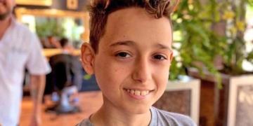 Imagen de Julio Rosa, el pequeño que ha fallecido por leucemia