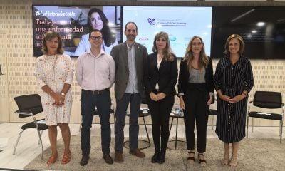 Participantes en el debate empleo y EII