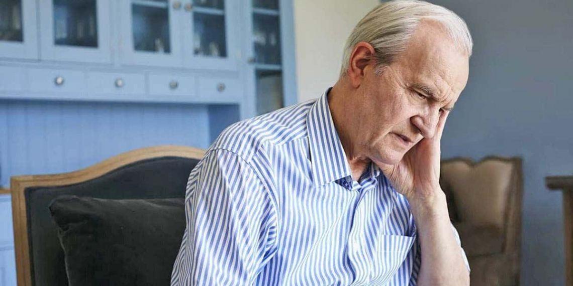 Persona con Alzheimer