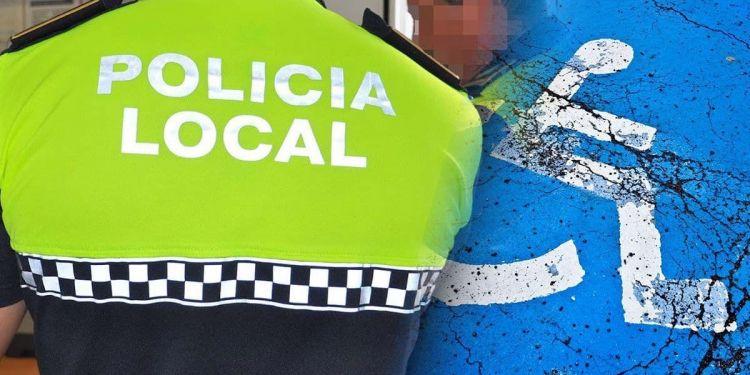 PolicíaLocal tarjetas pmr