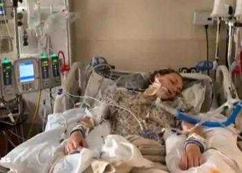 Una joven en coma inducido traas sufrir una neumonía fumando vaper | Foto de Antena3