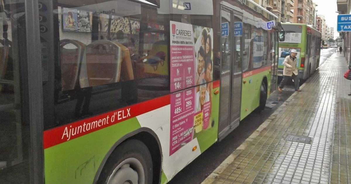 Autobús urbano de Elche