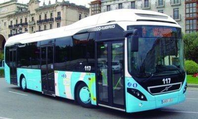 Autobús santander