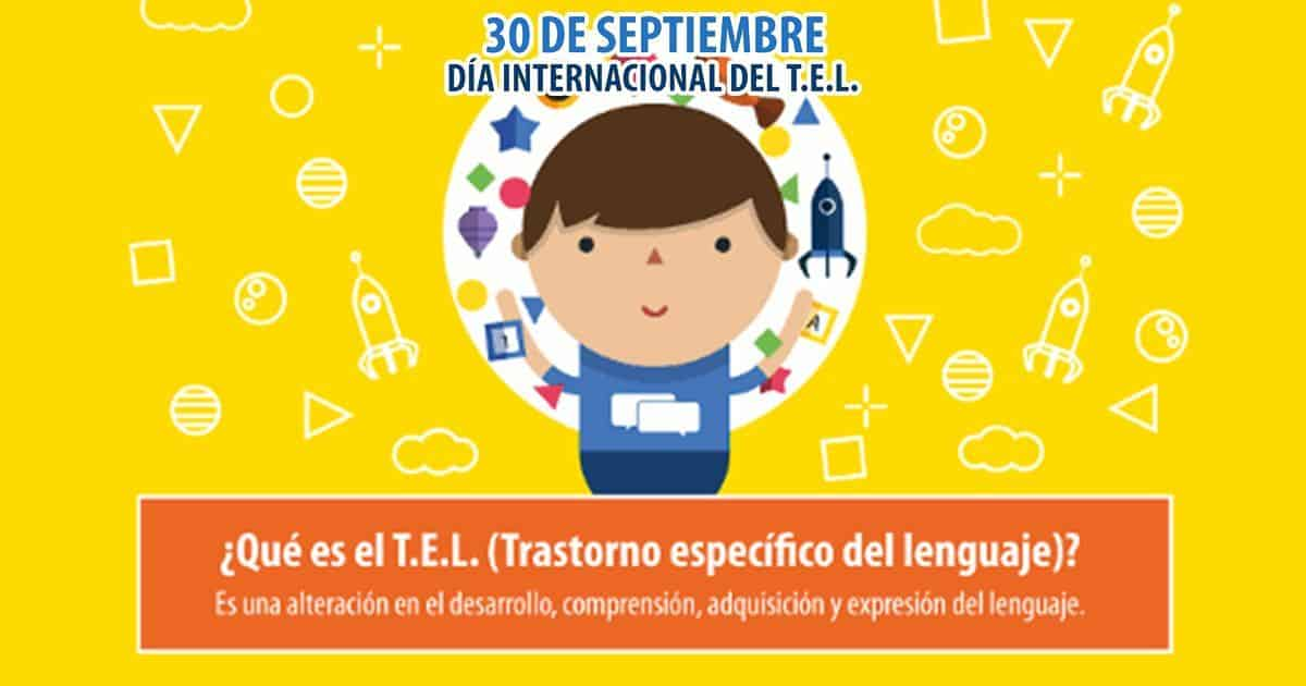 Cartel dia internacional del TEL