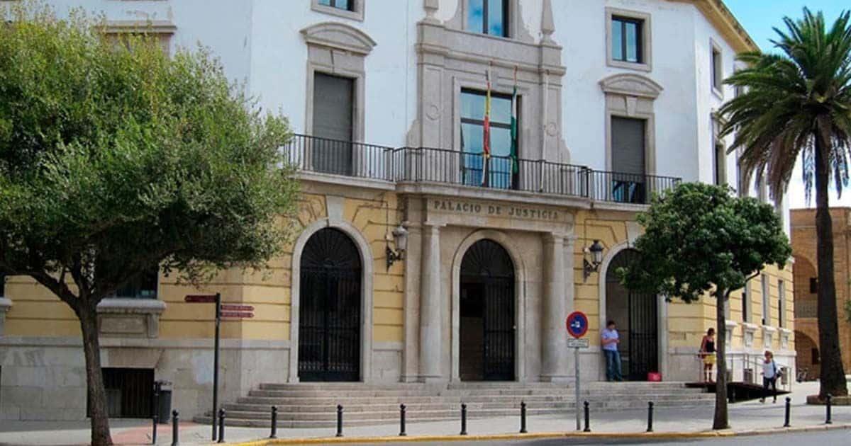 Palacio de la Justicia de Cádiz