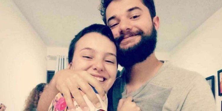 Gabriella Días  y Marco Antonio Guimarães