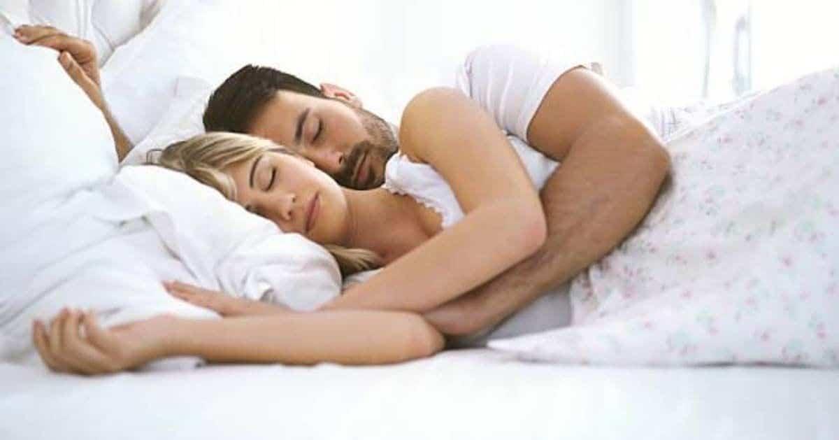 La sexsomnia es el trastorno del sueño vinculado al sexo