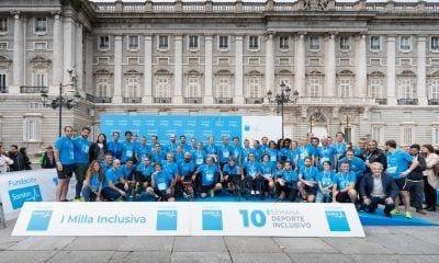 Foto grupal participantes Fundación Sanitas