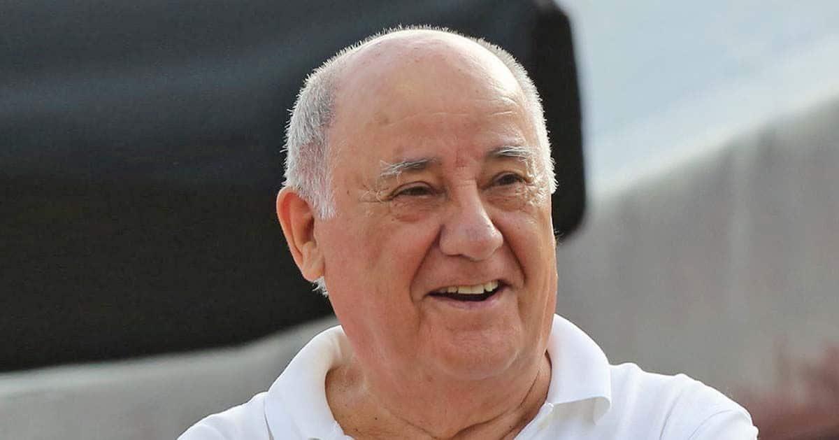 Amancio Ortega mascarillas