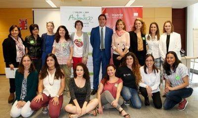 Foto grupo: Fundación ONCE
