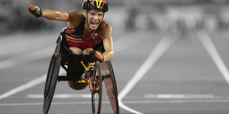 Marieke Vervoort atleta