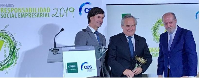 Premio RSE Francisco Mesonero
