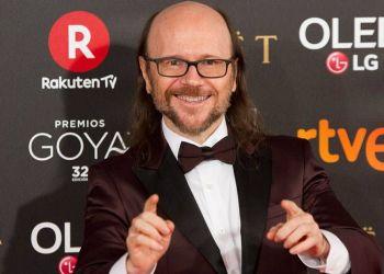 Santiago Segura en los Premios Goya 2018