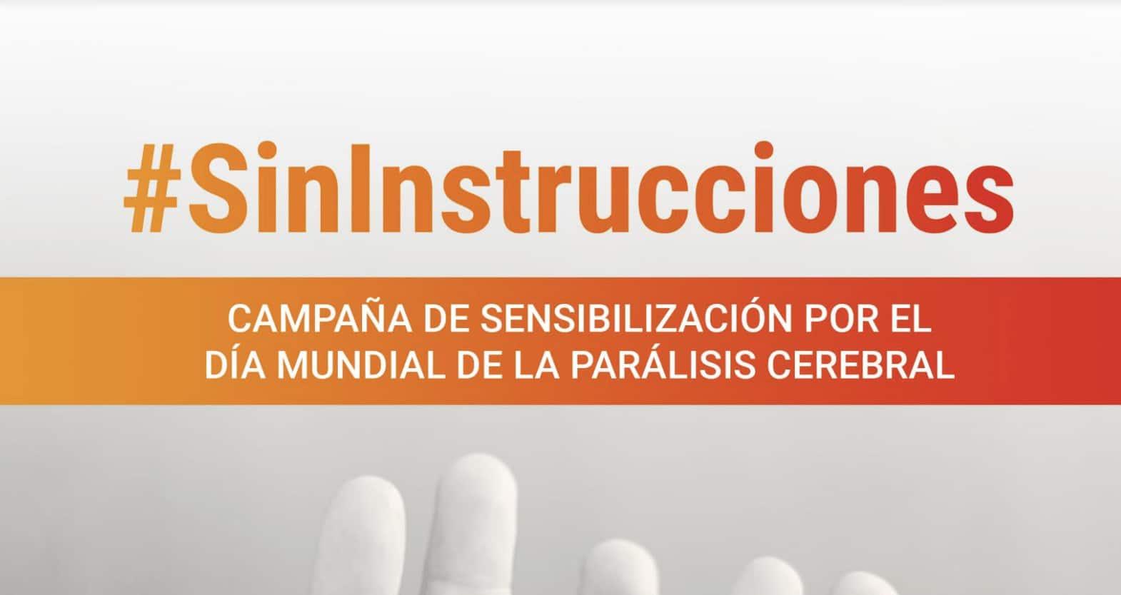 Cartel campaña SinInstrucciones