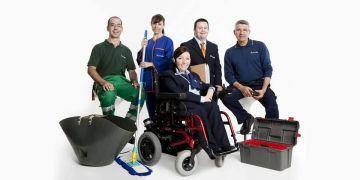 Trabajadores con discapacidad Grupo Sifu