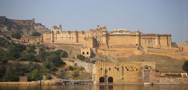 Amber Fort Jaipur accesible.