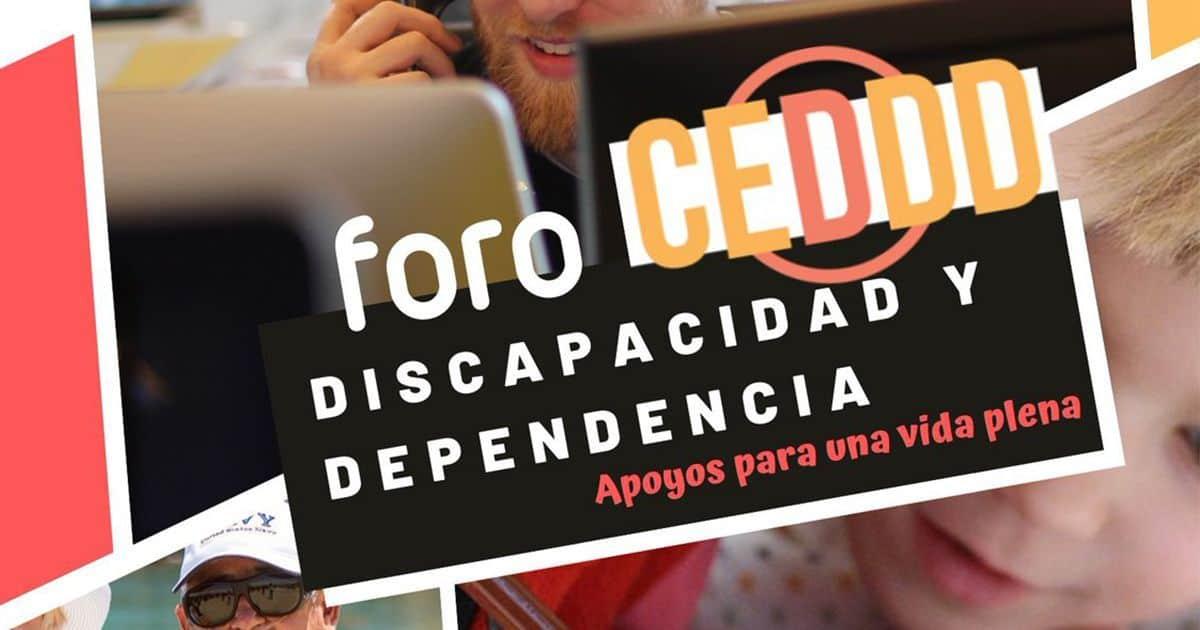 cartel Foro CEDDD