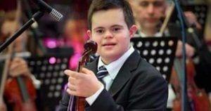 Emmanuel en uno de sus conciertos.