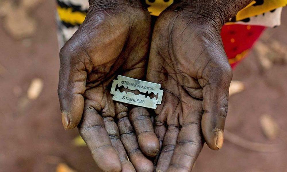 Tipos de mutilación genital en mujeres