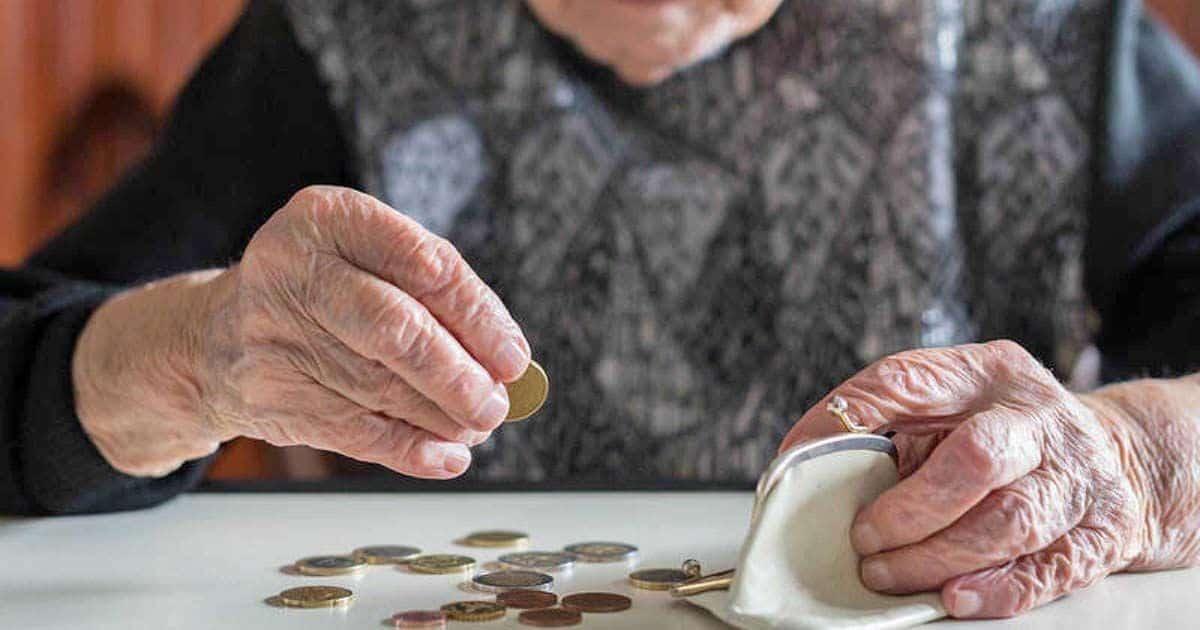 El 15,6% de los ancianos están en riesgo de pobreza en España