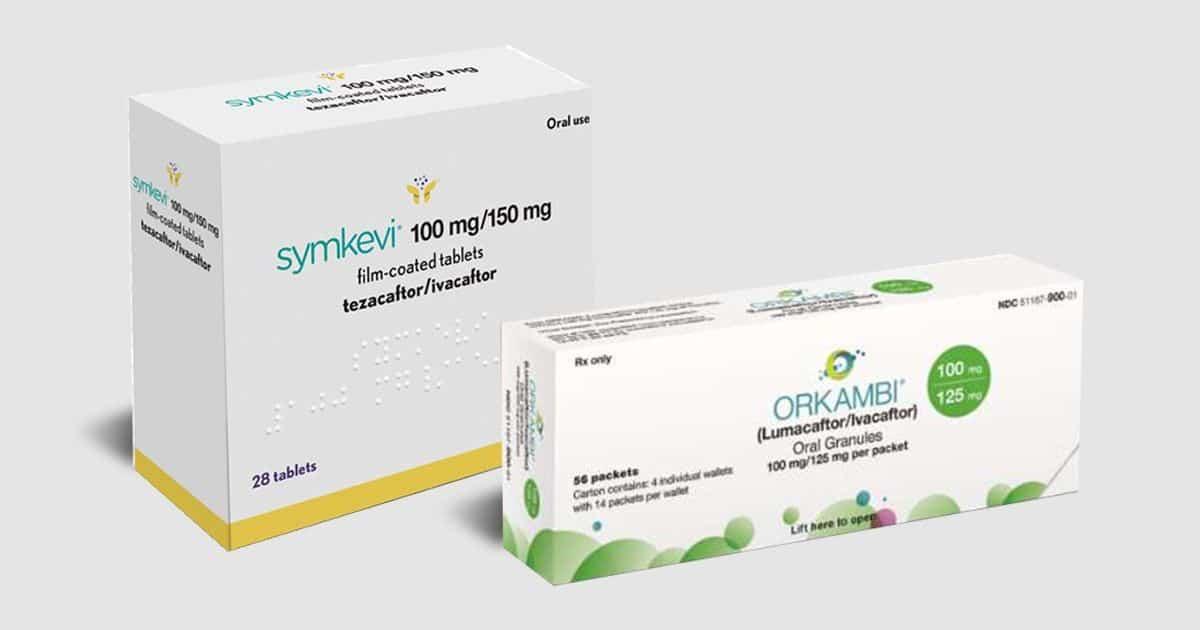 Medicamentos symkevi y orkambi