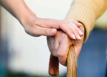 Persona mayor Alzheimer