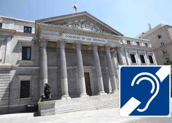Congreso accesible a prótesis auditivos