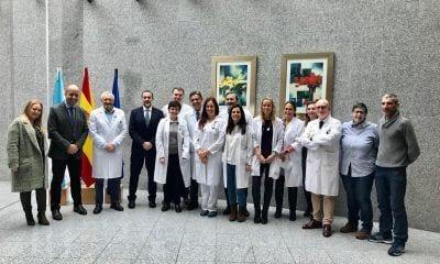 Grupo médicos