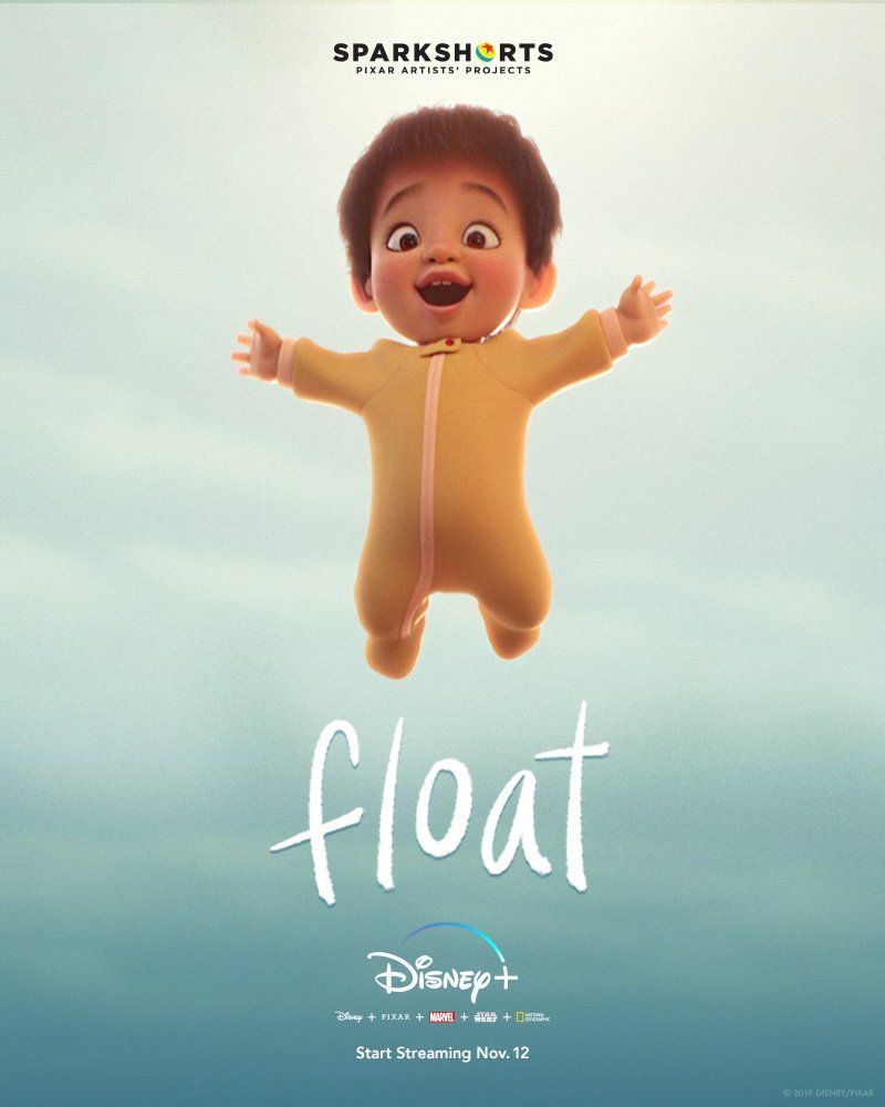 Cartel Float Pixar